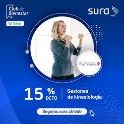 Ofertas de Bancos y Servicios en el catálogo de SURA ( 5 días más)