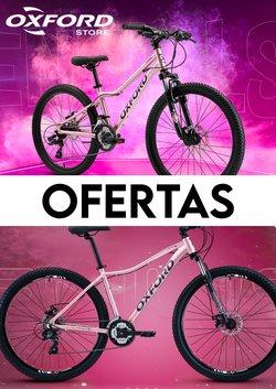 Ofertas de Oxford Bikes en el catálogo de Oxford Bikes ( 4 días más)