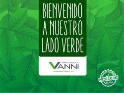 Ofertas de Vanni en el catálogo de Vanni ( Más de un mes)