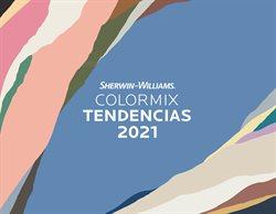 Ofertas de Sherwin Williams en el catálogo de Sherwin Williams ( Más de un mes)