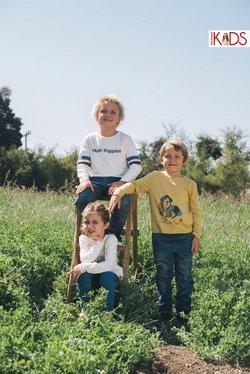 Ofertas de Juguetes y Niños en el catálogo de Hush Puppies Kids ( 2 días más)