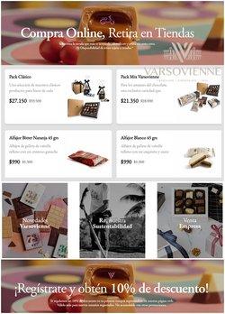 Ofertas de Varsovienne en el catálogo de Varsovienne ( 29 días más)