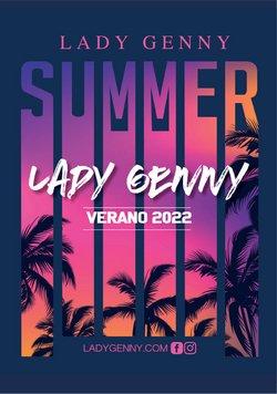 Ofertas de Lady Genny en el catálogo de Lady Genny ( Más de un mes)