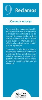 Catálogo AFC ( Más de un mes)
