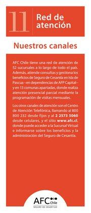 Ofertas de Bancos y Servicios en el catálogo de AFC ( Más de un mes)