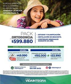 Ofertas de Farmacias y Salud en el catálogo de Banmédica en Temuco ( Más de un mes )