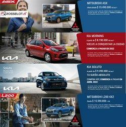 Ofertas de Autos, Motos y Repuestos en el catálogo de Rosselot ( 5 días más)