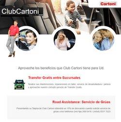 Ofertas de Cartoni en el catálogo de Cartoni ( 7 días más)