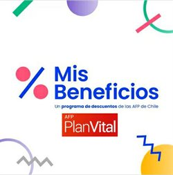 Ofertas de Farmacias y Salud en el catálogo de Plan Vital en Temuco ( 2 días publicado )