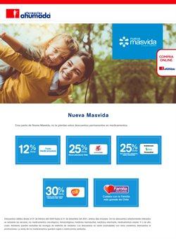 Ofertas de Farmacias y Salud en el catálogo de Farmacias Ahumada ( Más de un mes)