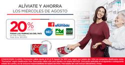 Ofertas de Farmacias Ahumada  en el catálogo de Las Condes