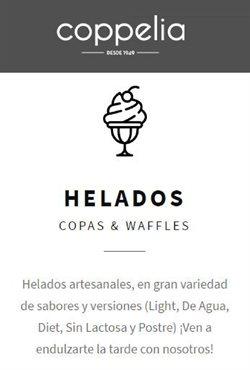 Ofertas de Restaurantes  en el catálogo de Coppelia en Santiago