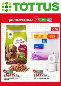 Ofertas de Supermercados y Alimentación en el catálogo de Tottus ( 8 días más)