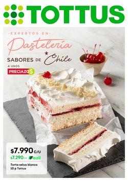 Ofertas de Restaurantes y Pastelerías en el catálogo de Tottus ( 6 días más)