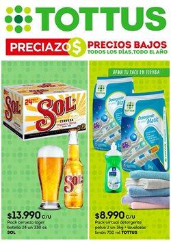 Ofertas de Supermercados y Alimentación en el catálogo de Tottus ( Vence hoy)