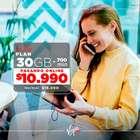 Catálogo Virgin Mobile en Concepción ( 4 días más )