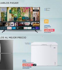 Ofertas de Samsung en el catálogo de Hites ( 6 días más)