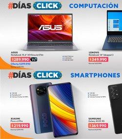 Ofertas de Lenovo en el catálogo de Hites ( Vence hoy)