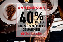 Ofertas de Santabrasa  en el catálogo de Las Condes