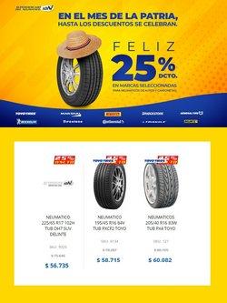 Catálogo Supermercado Del Neumático ( 7 días más)