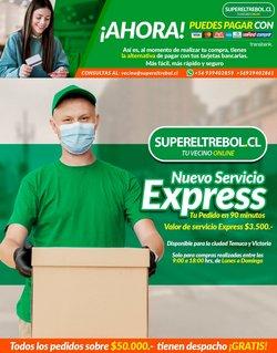 Ofertas de Supermercado El Trébol en el catálogo de Supermercado El Trébol ( 2 días más)