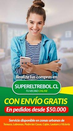 Ofertas de Supermercado El Trébol en el catálogo de Supermercado El Trébol ( 5 días más)