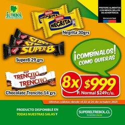 Ofertas de Supermercado El Trébol en el catálogo de Supermercado El Trébol ( Vence hoy)