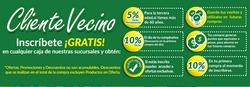 Ofertas de Supermercado El Trébol  en el catálogo de Temuco