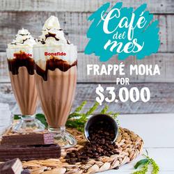 Ofertas de Restaurantes  en el catálogo de Bonafide en La Serena