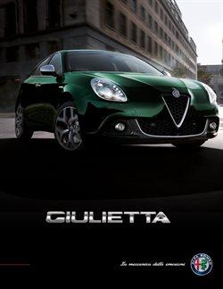 Ofertas de Alfa Romeo en el catálogo de Alfa Romeo ( Más de un mes)
