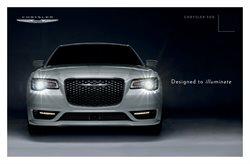 Ofertas de Chrysler en el catálogo de Chrysler ( Más de un mes)