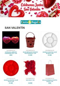 Ofertas de San Valentín en el catálogo de Fiesta & Regalos ( Publicado ayer)