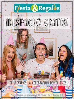 Ofertas de Fiesta & Regalos  en el catálogo de Concepción