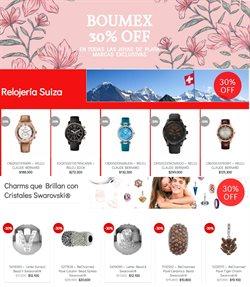 Ofertas de joyas en el catálogo de Boumex ( Publicado hoy)