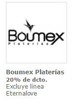 Ofertas de Boumex  en el catálogo de Santiago