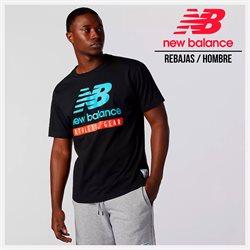 Ofertas de New Balance en el catálogo de New Balance ( 26 días más)
