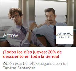 Ofertas de Arrow  en el catálogo de Santiago