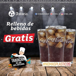 Ofertas de Astoria  en el catálogo de Santiago