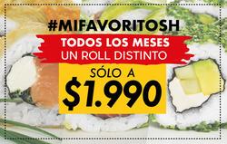 Ofertas de Sushi House  en el catálogo de Peñalolén