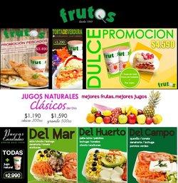 Ofertas de Frutos Restaurant en el catálogo de Frutos Restaurant ( 7 días más)