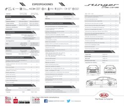 Ofertas de Frenos  en el catálogo de Kia en Santiago