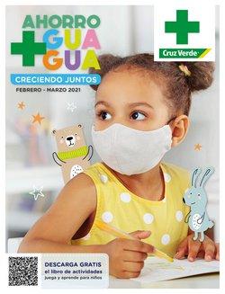 Catálogo Cruz Verde ( Publicado hoy)