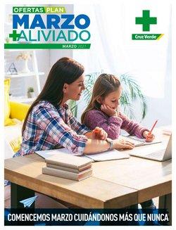 Catálogo Cruz Verde ( Vence hoy)