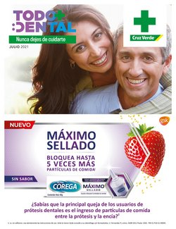 Ofertas de Farmacias y Salud en el catálogo de Cruz Verde ( 2 días más)