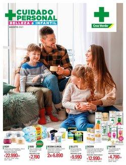 Ofertas de Farmacias y Salud en el catálogo de Cruz Verde ( Publicado ayer)