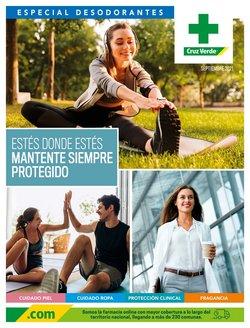 Catálogo Cruz Verde ( 6 días más)