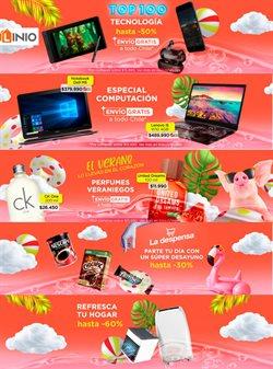 Ofertas de perfumes en el catálogo de Linio ( Vence mañana)