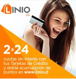 Ofertas de Linio  en el catálogo de Santiago
