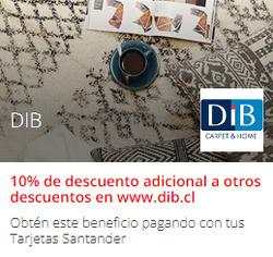 Ofertas de Dib Alfombras  en el catálogo de Viña del Mar