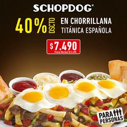 Ofertas de Restaurantes  en el catálogo de Schopdog en Puerto Montt